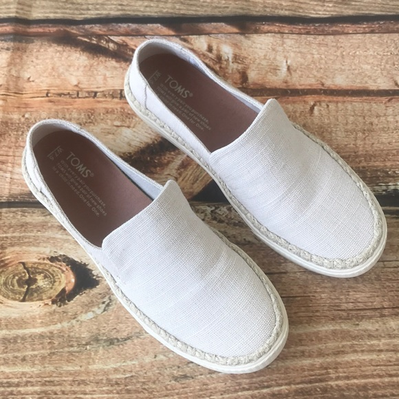 Toms Natural Heritage Canvas Sunset